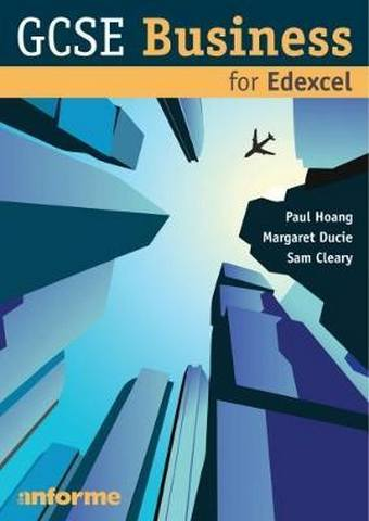 GCSE Business for Edexcel - Paul Hoang