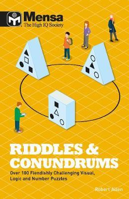 Mensa Riddles & Conundrums: Over 100 visual