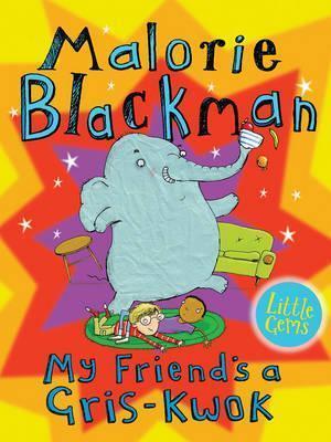My Friend's a Gris-Kwok - Malorie Blackman