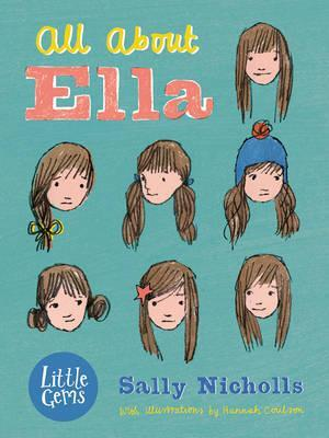 All About Ella - Sally Nicholls