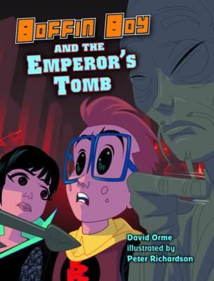 Boffin Boy And The Emperor's Tomb: Set 3 - David Orme