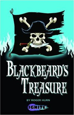 Blackbeard's Treasure - Roger Hurn