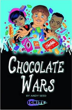 Chocolate Wars - Andy Seed