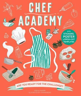 Chef Academy: Are you ready for the challenge? - Steve Martin