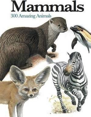 Mammals: 300 Amazing Animals - Chris McNab