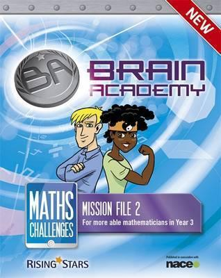 Brain Academy: Maths Challenges Mission File 2 - Steph King