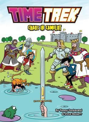 Chaos in Camelot - Tommy Donbavand