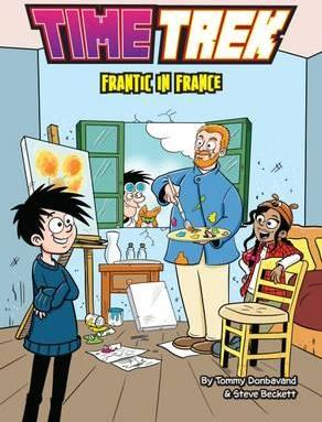Frantic in France - Tommy Donbavand