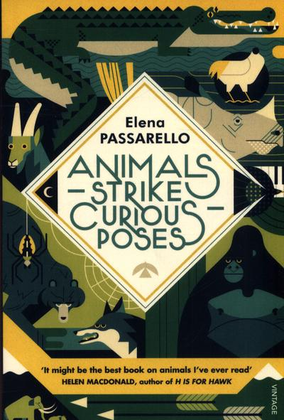 Animals Strike Curious Poses - Elena Passarello