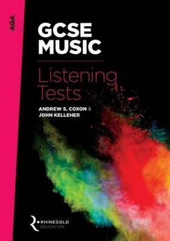 AQA GCSE Music Listening Tests - John Kelleher