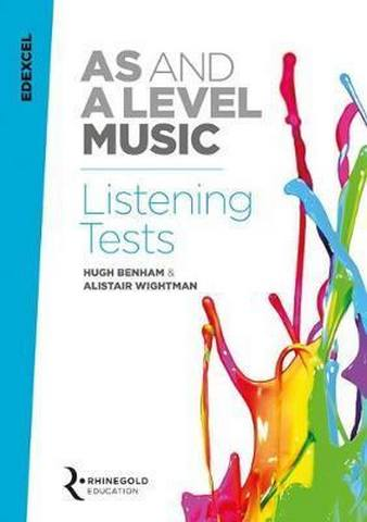 Edexcel AS and A Level Music Listening Tests - Alistair Wightman