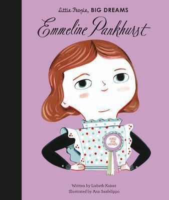 Emmeline Pankhurst - Lisbeth Kaiser