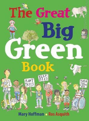 The Great Big Green Book - Mary Hoffman
