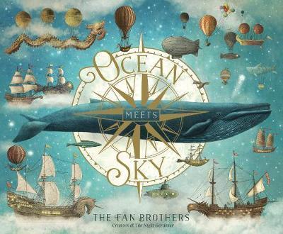 Ocean Meets Sky - Eric Fan
