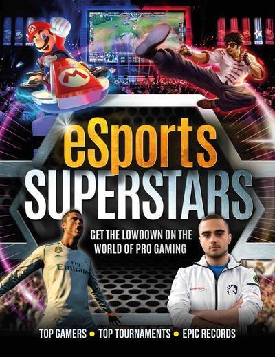 eSports Superstars - Kevin Pettman