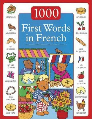 1000 First Words in French - Guillaume Dopffer