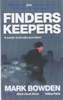 Finders Keepers: The Story Of Joey - Mark Bowden