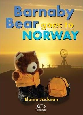 Barnaby Bear Goes to Norway - Elaine Jackson
