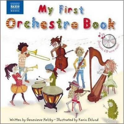My First Orchestra Book - Genevieve Helsby