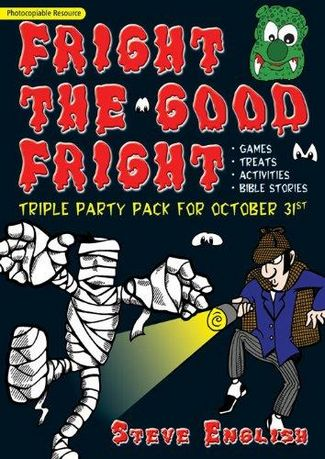 Fright the Good Fright - English