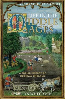 A Brief History of Life in the Middle Ages - Martyn Whittock