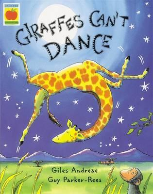Giraffes Can't Dance Big Book - Giles Andreae