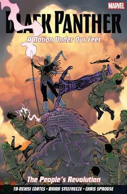 Black Panther: A Nation Under Our Feet Volume 3: The People's Revolution - Ta-Nehisi Coates