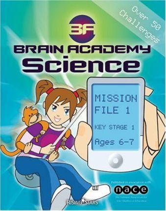 Brain Academy Science: Mission File 1 - John Stringer