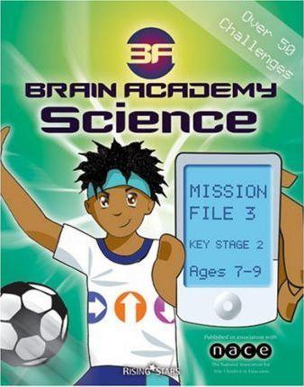 Brain Academy Science: Mission File 3 - John Stringer