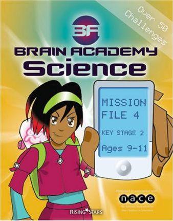 Brain Academy Science: Mission File 4 - John Stringer