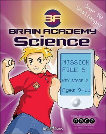 Brain Academy Science: Mission File 5 - John Stringer