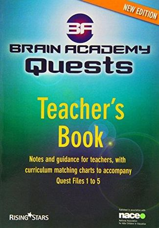 Brain Academy Quests Teacher's Book - Kathryn Wright