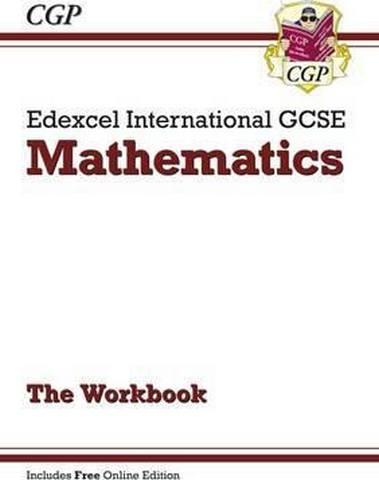 Edexcel Certificate / International GCSE Maths Workbook with Online Edition  (A*-G)