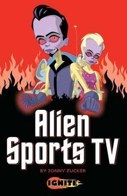 Alien Sports TV - Jonny Zucker