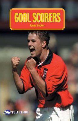 Goal Scorers - Jonny Zucker