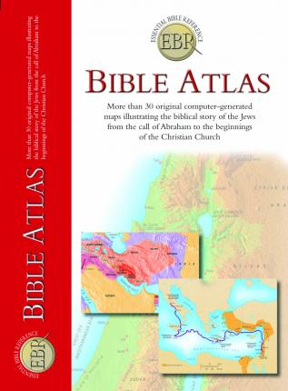Bible Atlas - Tim Dowley