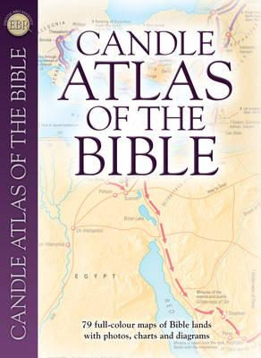 Candle Atlas of the Bible - Tim Dowley