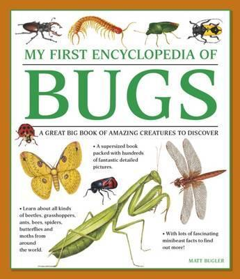 My First Encyclopedia of Bugs (giant Size) -