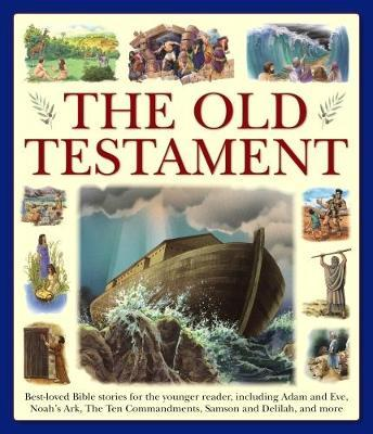 Old Testament (giant Size) - Armadillo Books