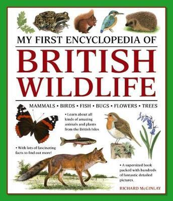 My First Encyclopedia of British Wildlife: Mammals
