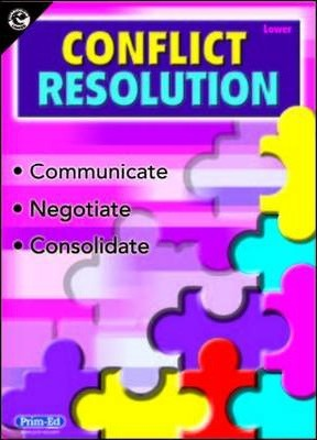 Conflict Resolution (Lower Primary): Lower primary - R.I.C. Publications