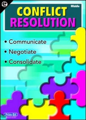 Conflict Resolution (Middle Primary): Middle primary - R.I.C. Publications