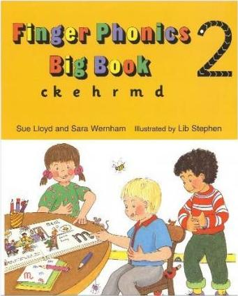 Finger Phonics - Sue Lloyd