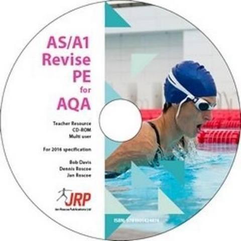 AS/A1 Revise PE for AQA Teacher Resource Multi User - Dr. Dennis Roscoe