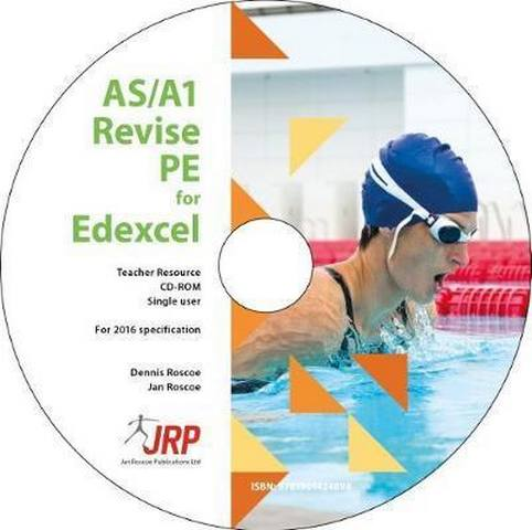 AS/A1 Revise PE for Edexcel Teacher Resource Single User - Dr. Dennis Roscoe