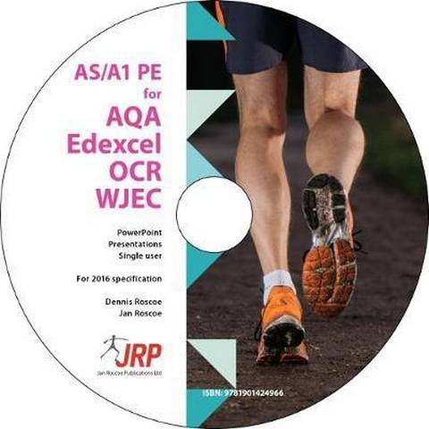 AS/A1 PE for AQA/Edexcel/OCR/WJEC Classroom PowerPoint Presentations: Single User