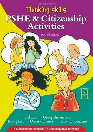 PSHE and Citizenship Activities - Pat Hollingbery
