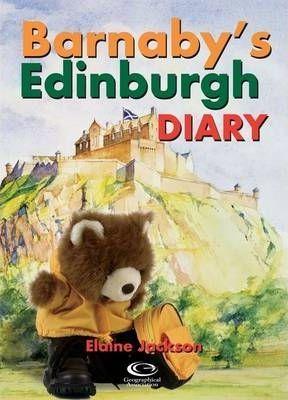 Barnaby's Edinburgh Diary - Elaine Jackson