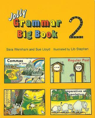 Grammar Big Book 2: In Precursive Letters (American English edition) - Sara Wernham
