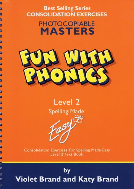 Fun with Phonics: Level 2: Worksheets - Violet Brand